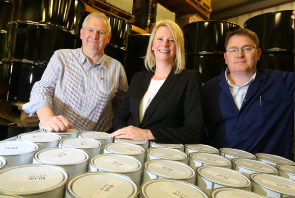 Coatings firm secures six-figure investment
