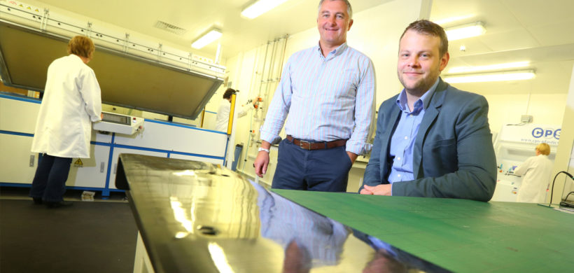 Solar firm powers ahead