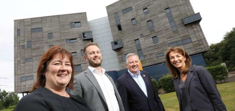 HR CONSULTANCY GAINS FIRST SMALL LOAN FUND INVESTMENT TO SUPPORT GROWTH PLANS