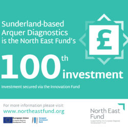 North East Fund reaches 100 investments milestone