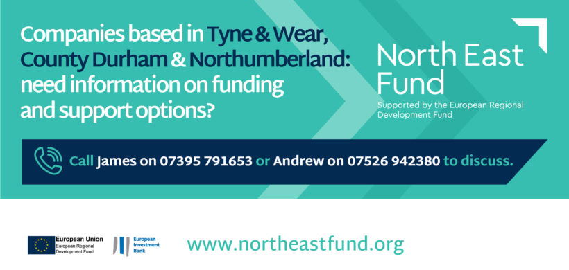 More support sessions made available to North East SMEs